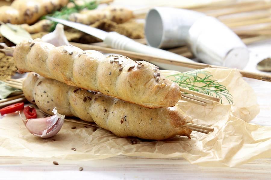 Домашний хлеб «Охотничий»