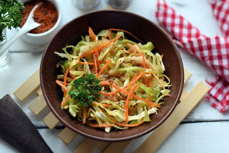 рецепт с картинкой капусты по корейски здесь можно найти
