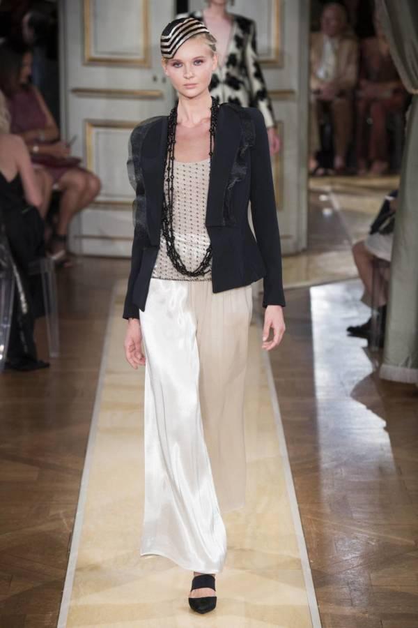 Коллекция Armani Prive осень-зима 2018–2019 на Неделе высокой моды в Париже выход 16