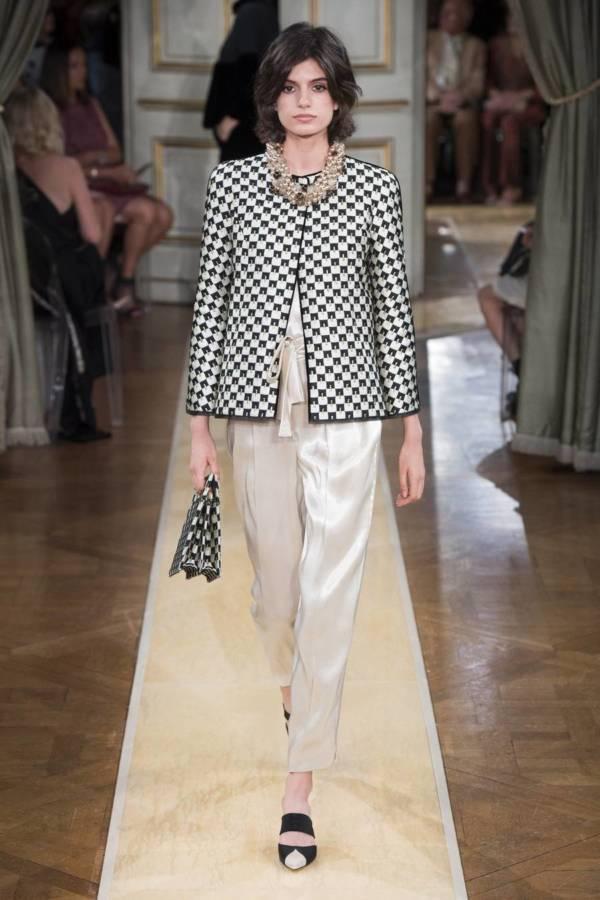 Коллекция Armani Prive осень-зима 2018–2019 на Неделе высокой моды в Париже выход 18