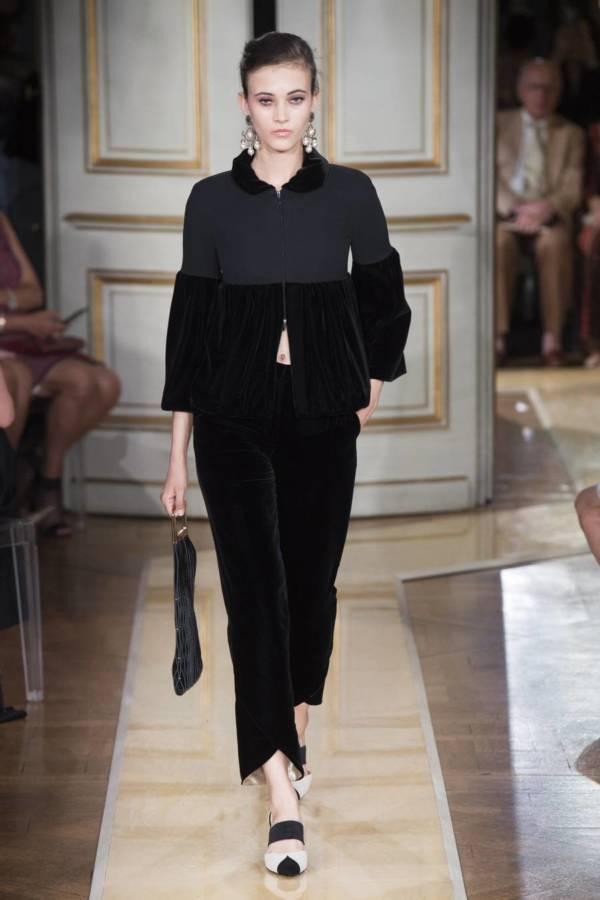 Коллекция Armani Prive осень-зима 2018–2019 на Неделе высокой моды в Париже выход 19