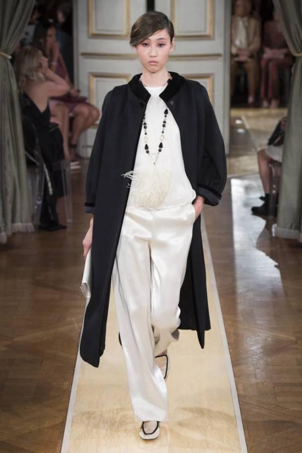 Коллекция Armani Prive осень-зима 2018–2019 на Неделе высокой моды в Париже выход 22