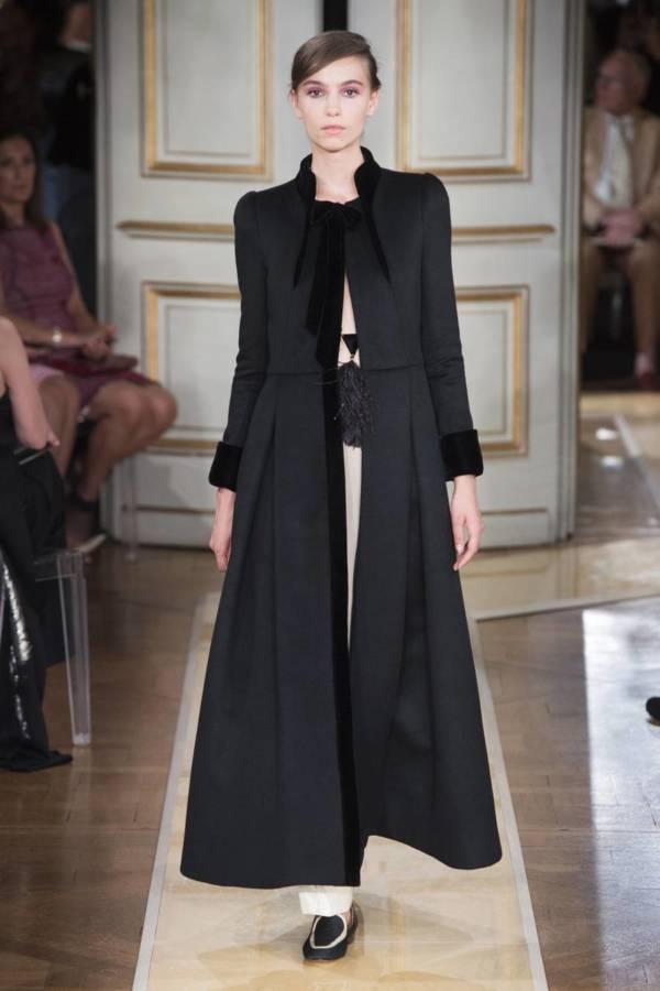 Коллекция Armani Prive осень-зима 2018–2019 на Неделе высокой моды в Париже выход 23