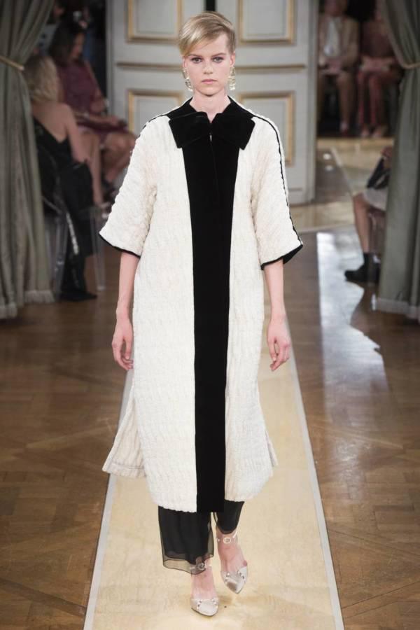 Коллекция Armani Prive осень-зима 2018–2019 на Неделе высокой моды в Париже выход 25