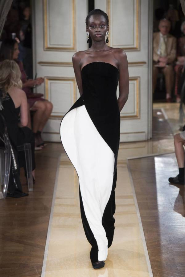 Коллекция Armani Prive осень-зима 2018–2019 на Неделе высокой моды в Париже выход 39