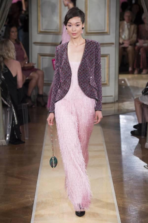 Коллекция Armani Prive осень-зима 2018–2019 на Неделе высокой моды в Париже выход 72