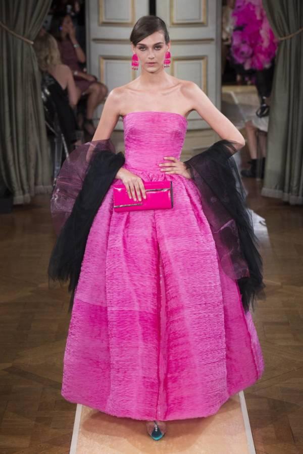 Коллекция Armani Prive осень-зима 2018–2019 на Неделе высокой моды в Париже выход 83