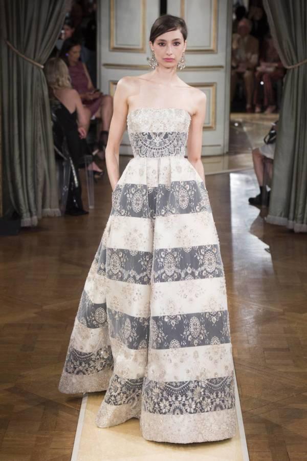 Коллекция Armani Prive осень-зима 2018–2019 на Неделе высокой моды в Париже выход 95