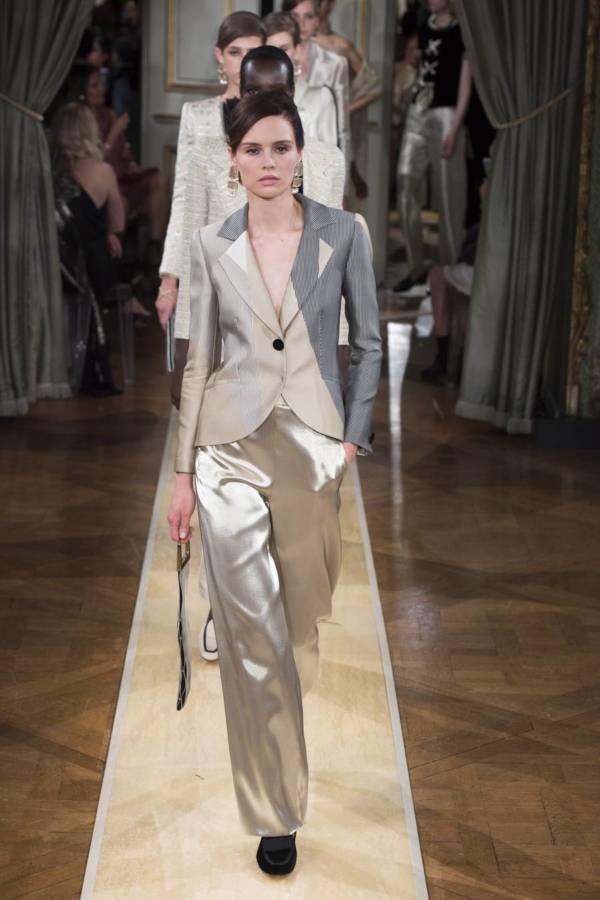 Коллекция Armani Prive осень-зима 2018–2019 на Неделе высокой моды в Париже выход 97